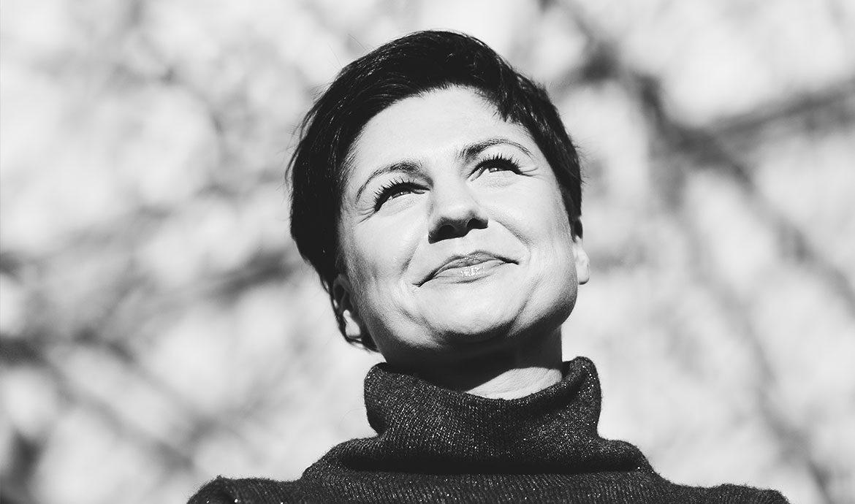 Olga - założyciel i główny redaktor bloga o Polskim Designie - Składnie.pl