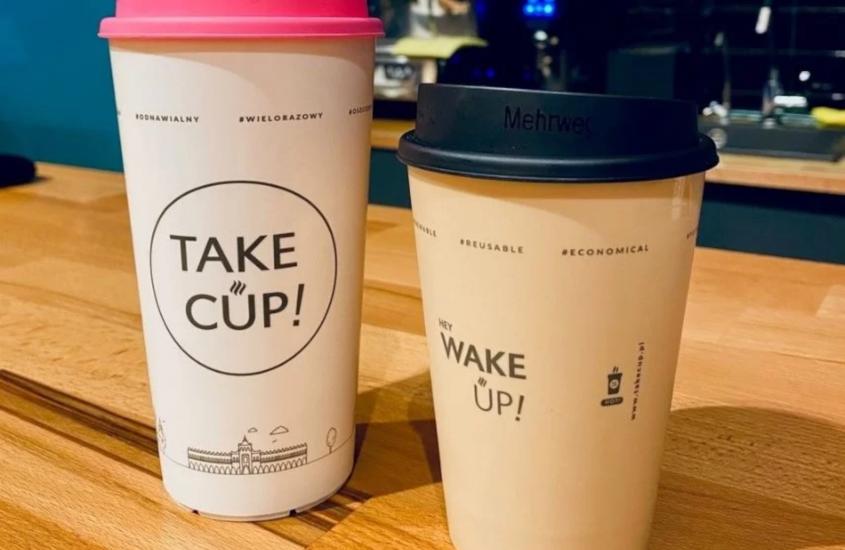 Take!Cup w walce o czystość planety